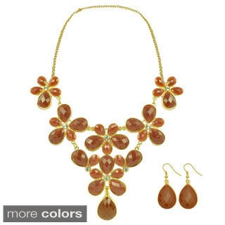 Kate Marie Fashion Necklace and Earrings Set