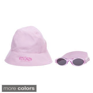 Infants Wrap Sunglasses and Hat Set