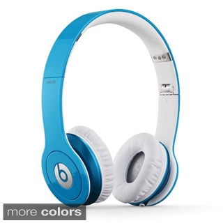 Beats Solo HD On Ear Headphone with Mic Remote Control on Cable