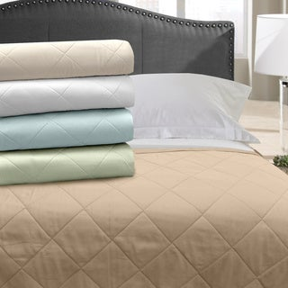Grand Luxe 300 Thread Count Egyptian Cotton Blanket