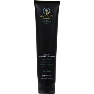 Paul Mitchell Awapuhi Wild Ginger Keratin Intensive 5.1-ounce Treatment