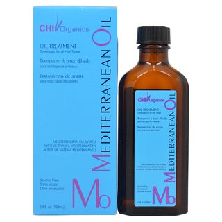 CHI Organics Mediterranean Oil 3.4-ounce Treatment