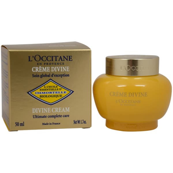 L'Occitane Immortelle Divine 1.7-ounce Cream