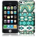 BasAcc Mint Green Aztec Case for Apple iPhone 5C