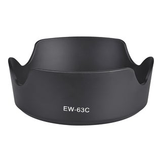BasAcc 58-mm Canon EW-63C Replacement Lens Crown Hood