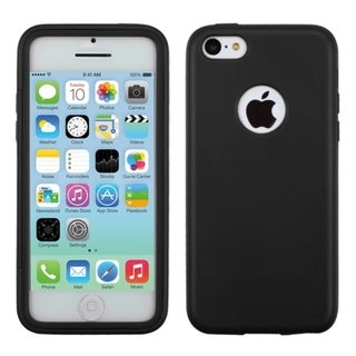 BasAcc Black Candy Skin Case for Apple iPhone 5C