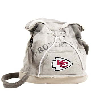 Little Earth NFL Kansas City Chiefs Hoodie Shoulder Tote
