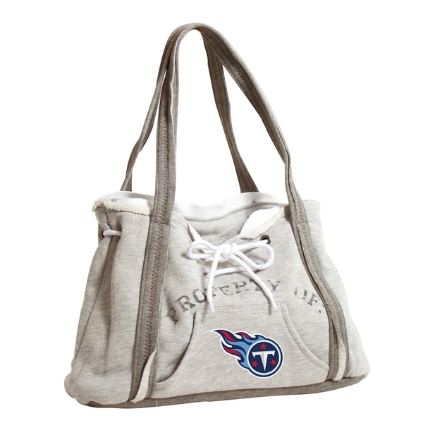 Little Earth NFL Tennessee Titans Hoodie Purse