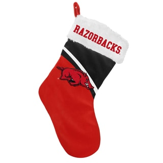 NCAA Arkansas Razorbacks Swoop Logo Stocking