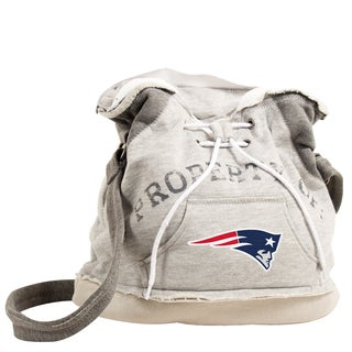 NFL New England Patriots Hoodie Shoulder Tote