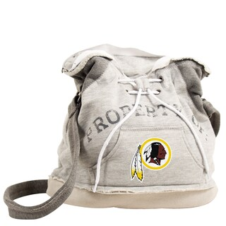 NFL Washington Redskins Hoodie Shoulder Tote