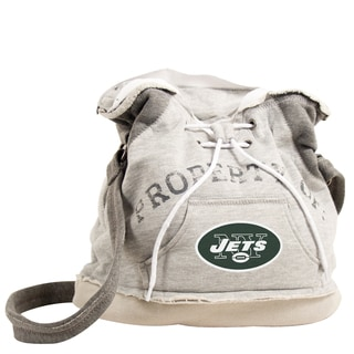 NFL New York Jets Hoodie Shoulder Tote