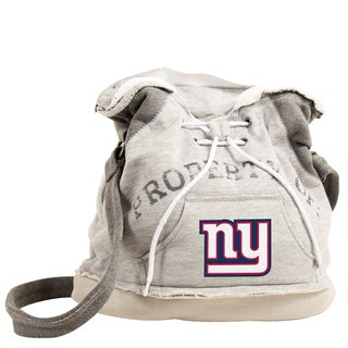 Little Earth NFL New York Giants Hoodie Shoulder Tote