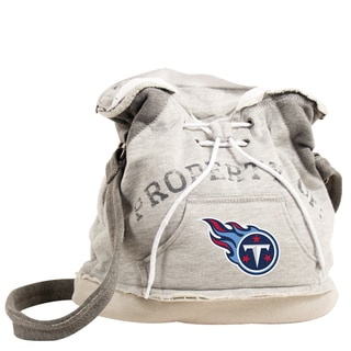 Little Earth NFL Tennessee Titans Hoodie Shoulder Tote