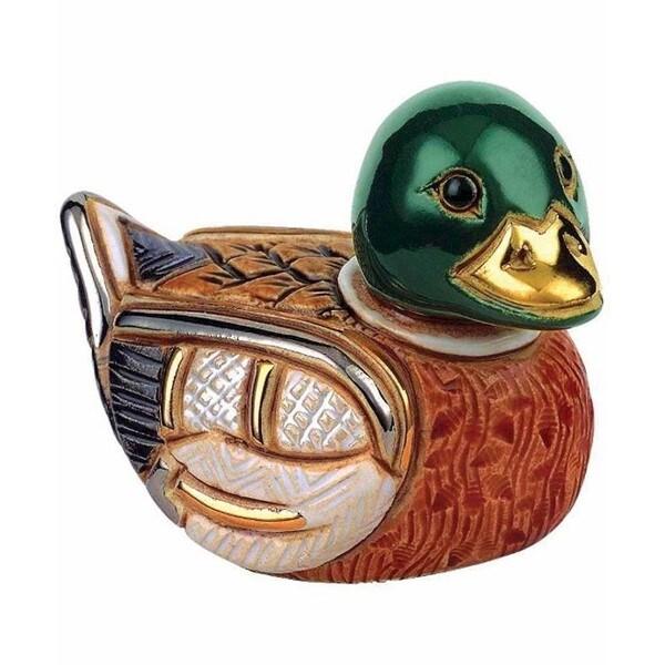 DeRosa Baby Mallard Duck Figurine (Uruguay)