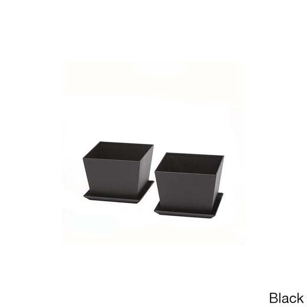 Phat Tommy Ultimate Small Steel Planter Set