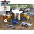 Duo 9-piece Pressure Canning Set with Bonus Cookbook
