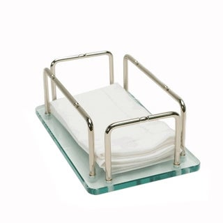 13K Gold Finish Hand Towel Tray