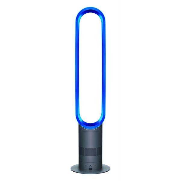 Dyson AM02 Iron/ Blue Air Multiplier Tower Fan (Refurbished)