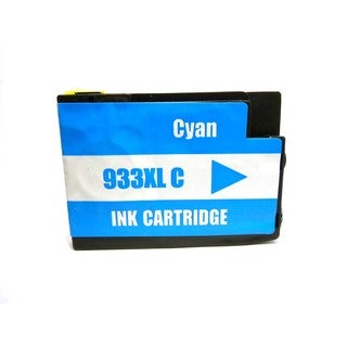 Compatible HP 933 Cyan Ink Cartridge
