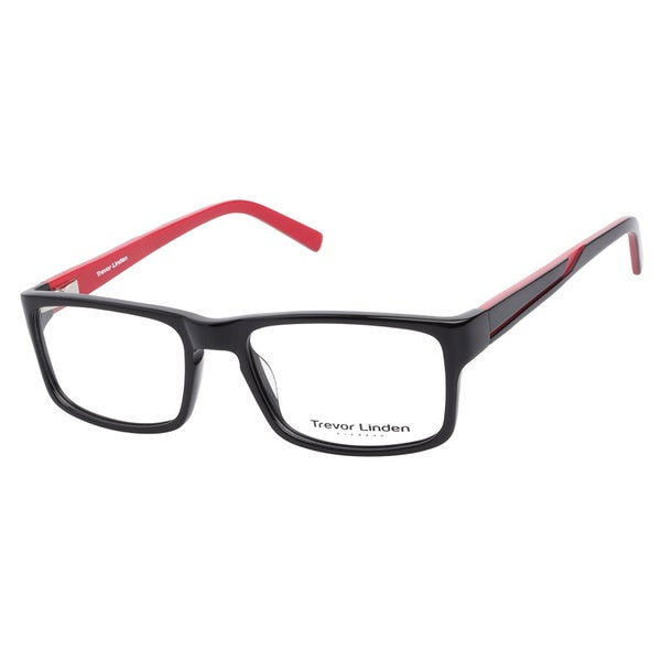 Trevor Linden 101 Black A20 Prescription Eyeglasses