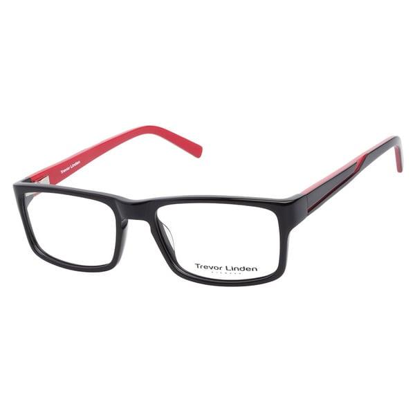 Trevor Linden 101 Black A20 Prescription Eyeglasses