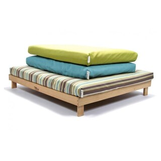 Dynamic Accents Outdoor Orthopedic Pet Bed