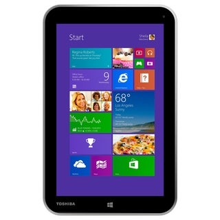 "Toshiba Encore WT8-A32 32 GB Net-tablet PC - 8"" - In-plane Switching"