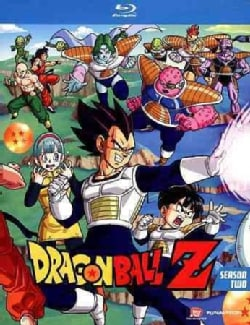 Dragonball Z: Season 2 (Blu-ray Disc)