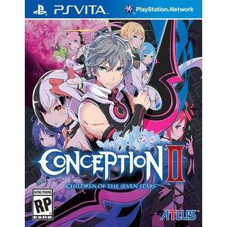 PS Vita - Conception II: Children of the Seven Stars