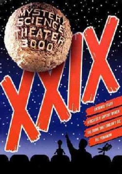 Mystery Science Theater 3000 Vol. XXIX (DVD)