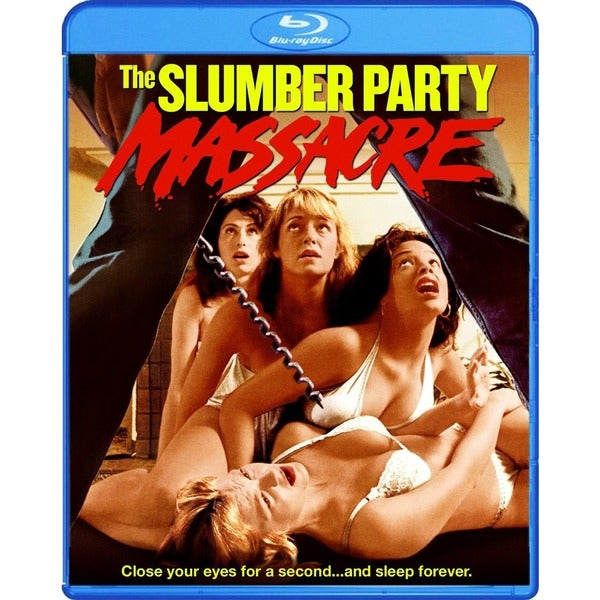 The Slumber Party Massacre (Blu-ray Disc) 12118837
