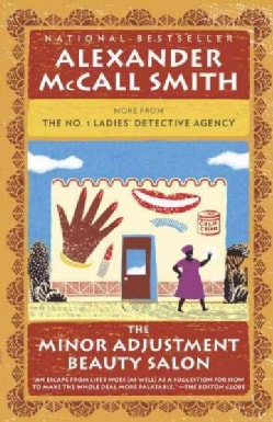The Minor Adjustment Beauty Salon (Paperback)