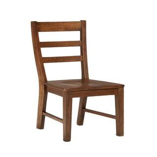 Intercon Scottsdale Solid Ladderback Side Chair (2 pack)
