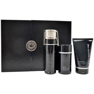 John Varvatos Star U.S.A Men's 3-piece Gift Set