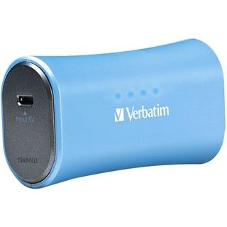 Verbatim Portable Power Pack (2200mAh) - Aqua Blue