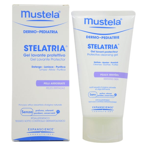 Mustela Stelatria Protective 6.7-ounce Cleansing Gel