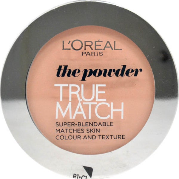 L'Oreal Paris True Match R1 C1 Rose Ivory Powder
