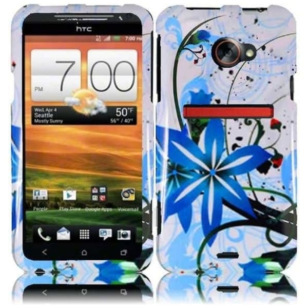 INSTEN Phone Case Cover for HTC EVO 4G LTE/ EVO One