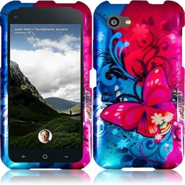 INSTEN Phone Case Cover for HTC First