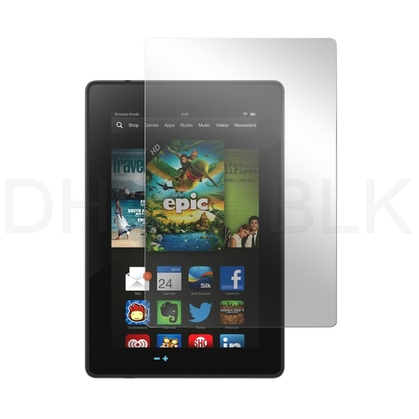 Gearonic Clear LCD Screen Protector for New 2013 Kindle Fire HD 7