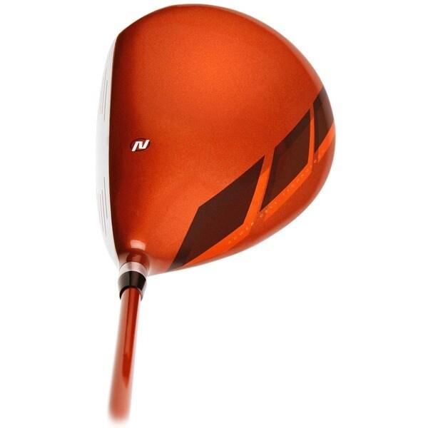 Nextt Golf Solstice Power Cell Copper Driver - Men's Right Handed