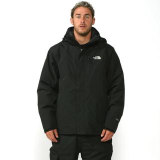 The North Face Men's 'Cassius' Black Triclimate Jacket