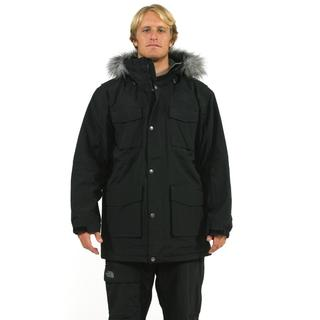 The North Face Men's 'Amongstit' Black Jacket
