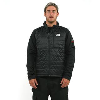 The North Face Men's 'Jackson' Black Hybrid Jacket