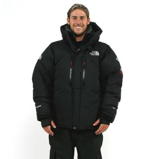 The North Face Men's 'Himalayan' Black Down Parka