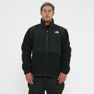 The North Face Men's 'Denali' TNF Black Jacket