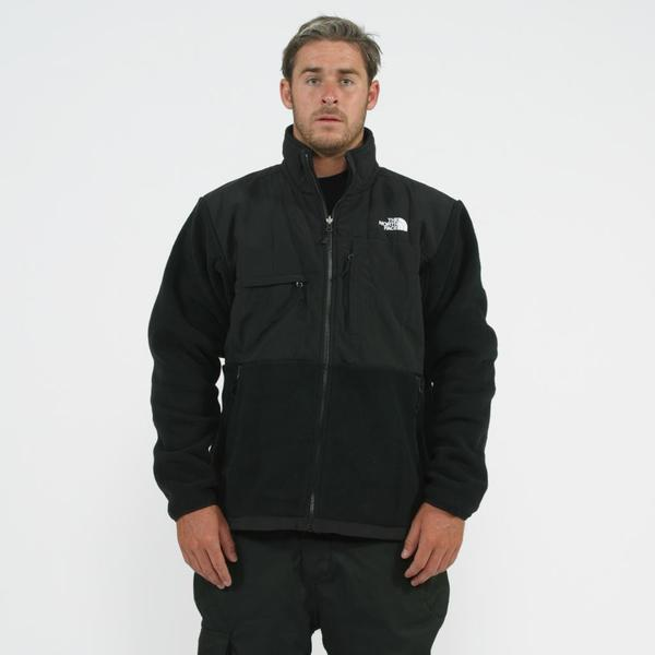 The North Face Men's 'Denali' TNF Black Jacket