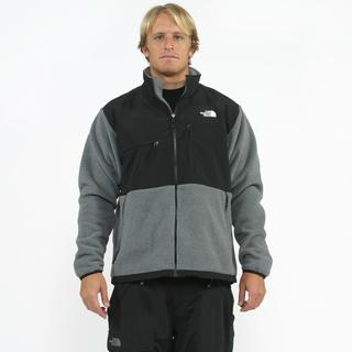 The North Face Men's 'Denali' Grey/ Black Jacket
