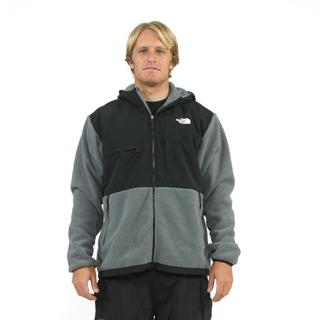 The North Face Men's 'Denali' Charcoal Grey Heather Hoodie Jacket